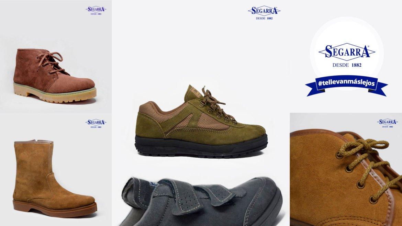 El mejor calzado de trabajo calzados segarra - Calzado de trabajo ...