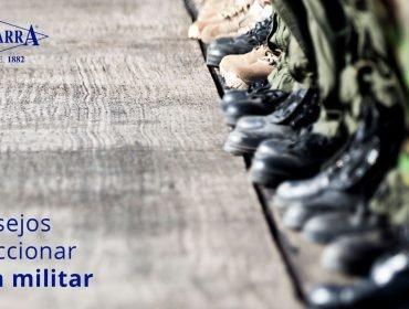Consejos para seleccionar la mejor bota militar