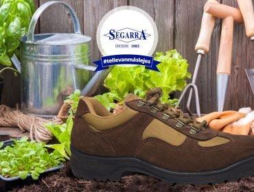 Calzado de jardinería