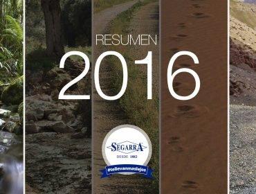 Resumen 2016 en Calzados Segarra