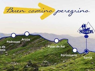 ¿Nos acompañas? Empezamos el Camino de Santiago