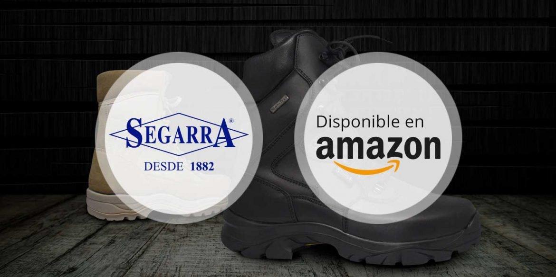 Confirmado: Calzados Segarra venderá en Amazon