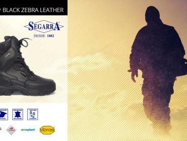 Segarra, la bota táctica de los profesionales