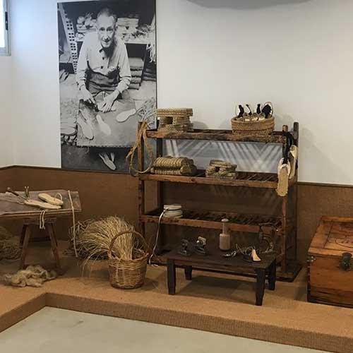 Visita el museo de Calzados Segarra
