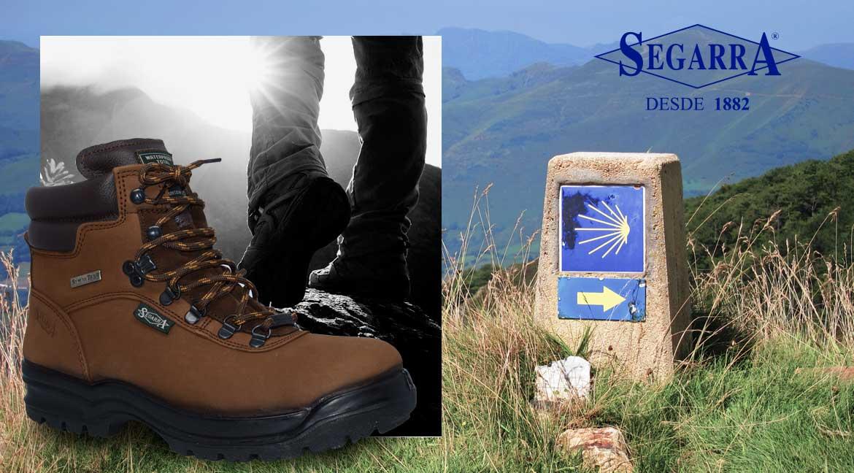 bd30e9ccca6 El peregrino y su calzado - Calzados Segarra