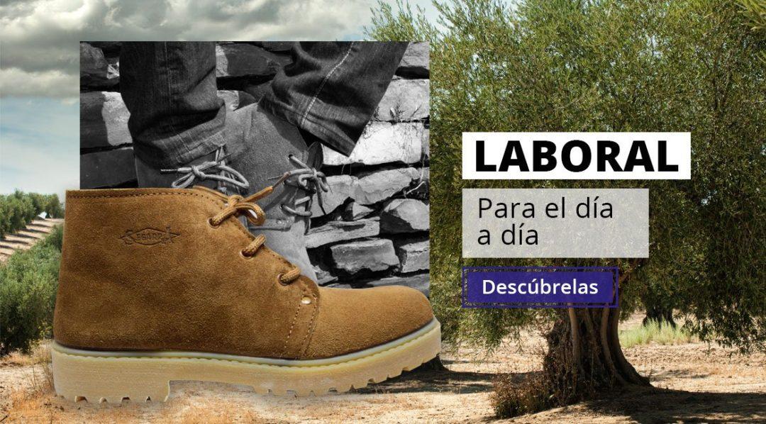 Las botas de campo de Calzados Segarra con las que puedes seguir trabajando