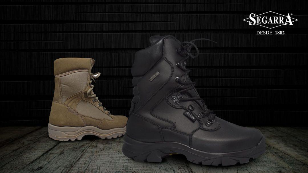 d03f5936 La importancia de utilizar botas militares Segarra - Calzados Segarra
