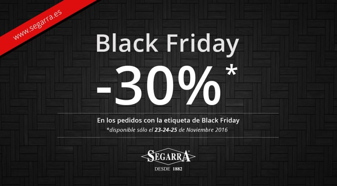 Black Friday 2016 – Segarra.es
