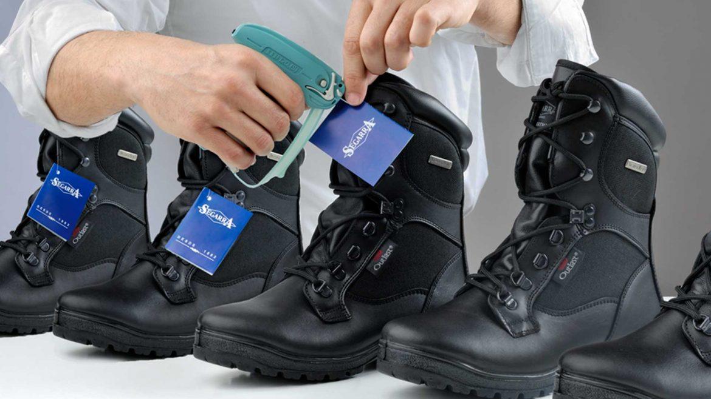 Calzados Segarra, expertos en fabricar botas táctias militares de alta calidad