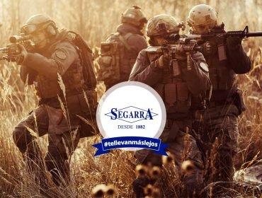 El secreto del militar: la bota táctica militar