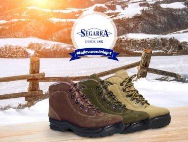 El mejor calzado para invierno