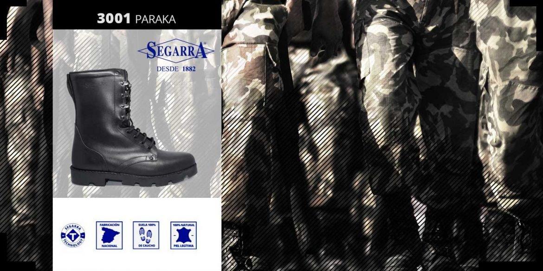 La bota táctica como calzado de campo y ciudad - Calzados Segarra 707d30e03fc