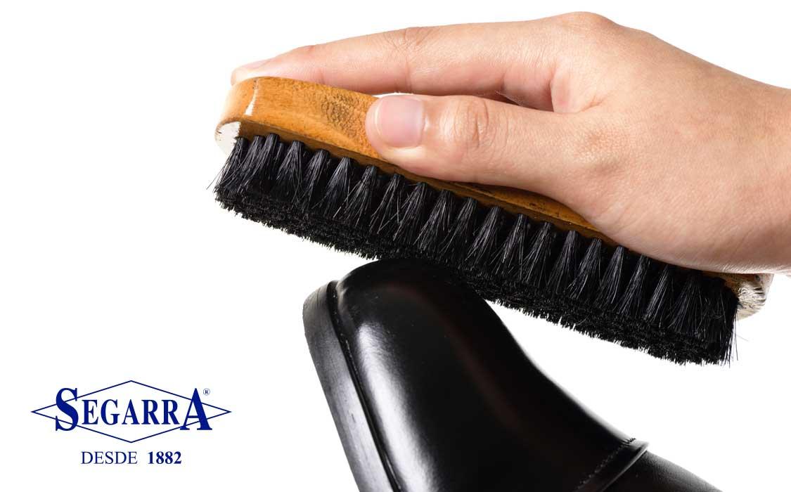 Cómo limpiar las botas de Calzados Segarra