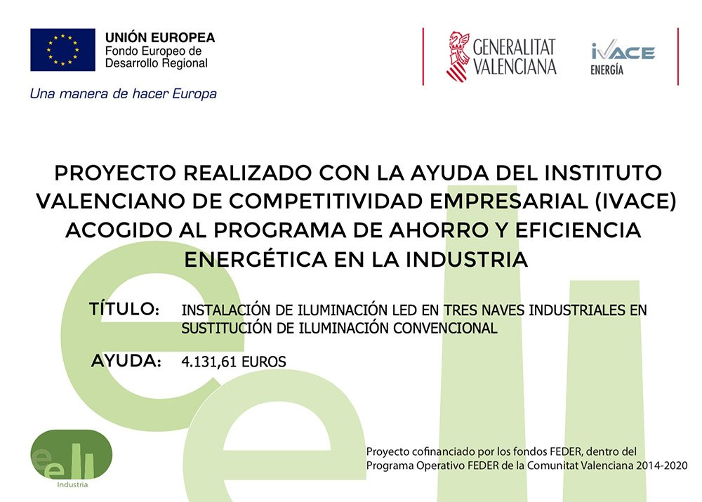 Proyecto IVACE
