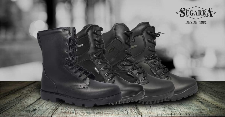 características de las botas tácticas militares