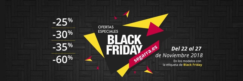 Calzados Segarra se apunta al Black Friday