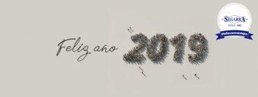 Os deseamos Feliz 2019