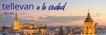 Calzados Segarra #tellevanmáslejos – Edición Ciudad