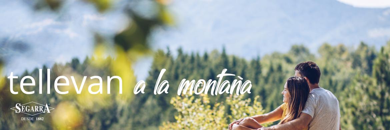Calzados Segarra #tellevanmáslejos – Edición Montaña